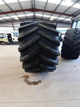 24hr Plant Tyres Manchester